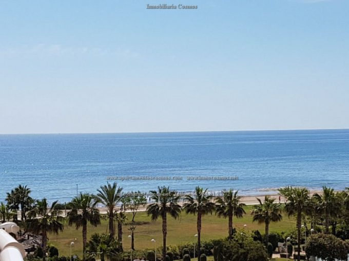 Apartment offer in beach front