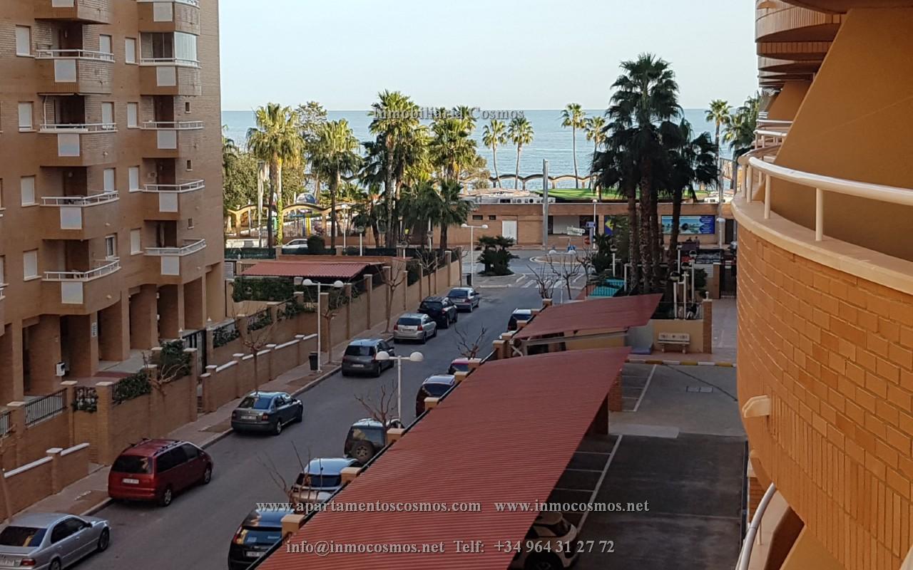 Apartamento económico con vistas