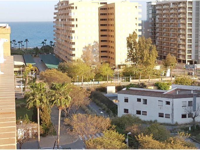 Высокая квартира с видом