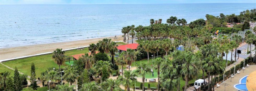 Alquiler de apartamento en Marina d´Or en primera línea de playa