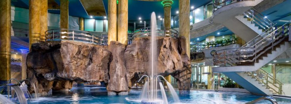 Balneario Marina d´Or: interiores