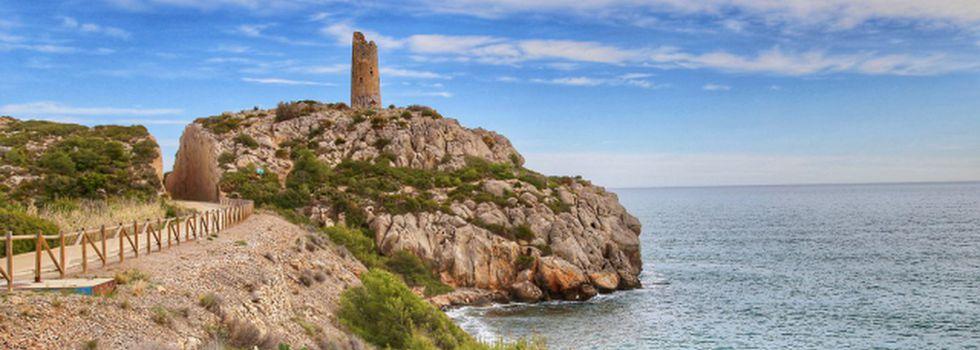 Monumentos en Marina d´Or - Torres de la Corda y la Colomera
