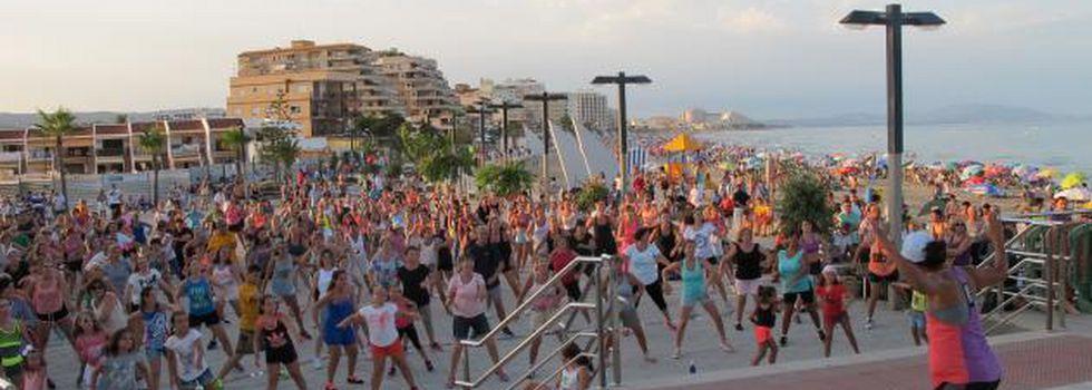 Actividades en agosto en Marina d´Or