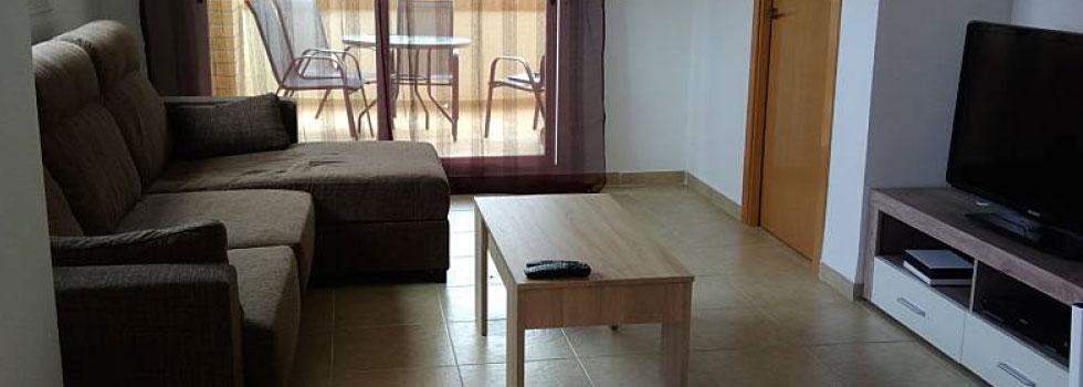 Alquiler de apartamento en Marina d'Or