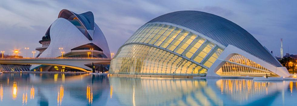 Lugares más visitados de la comunidad Valenciana, Valencia